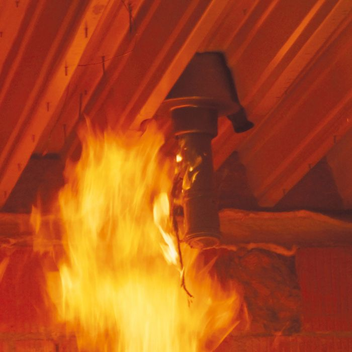 Fire insulation systems for outdoor use